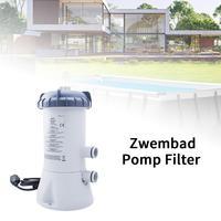 Schwimmbad Pumpe Filter Mehrweg Practicle Pool Filter Pumpe Wasser Reiniger Swiming Pool Purifier Austauschbare Core Kits
