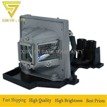 high quality TLPLV6 Replacement Lamp with Housing for Toshiba TDP S8/ TDP T8/ TDP T9/ TDP-T9U Projector все цены