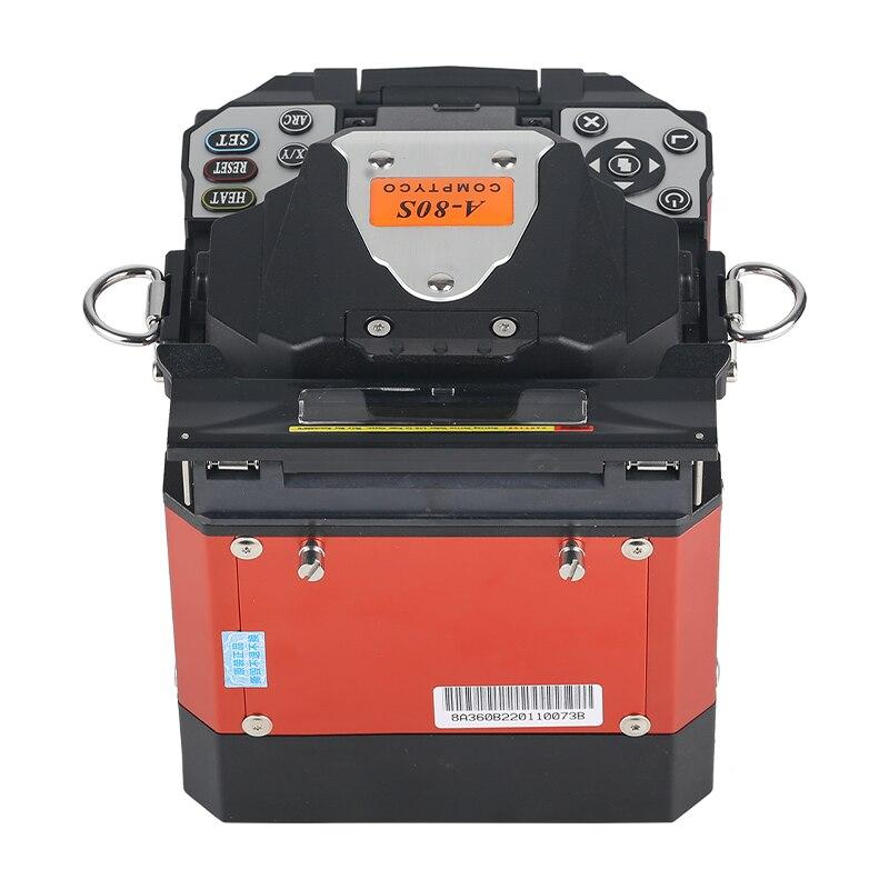 A-80S оранжевый полностью автоматическая машина для сращивания оптического волокна