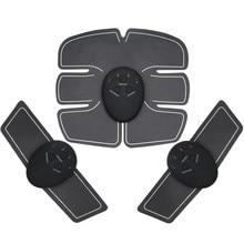 EMS-Estimulador muscular de cadera ABS, entrenador muscular Abdominal, ejercicio para pérdida de peso, relajación del cuerpo, Fitness, gimnasio en casa, equipo de entrenamiento