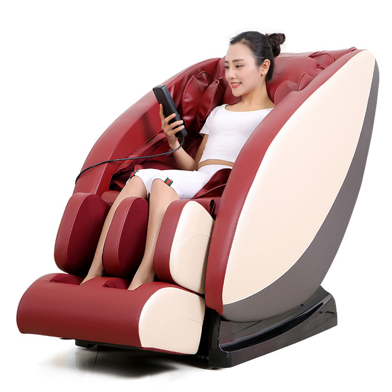 Massage Chair Home Automatic Body Kneading Smart Massage Multi-function Space Luxury Cabin Full Family Sofa Chair