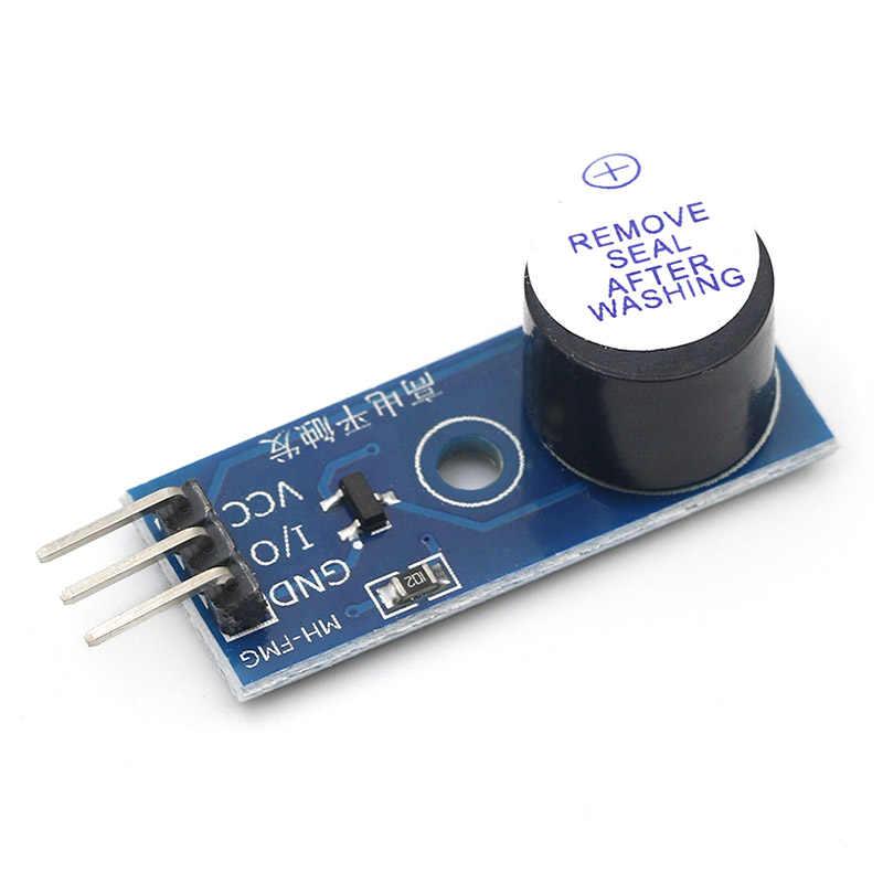 Wysokiej jakości aktywny brzęczyk moduł dla Arduino nowy zestaw DIY aktywny brzęczyk moduły wysokiego poziomu