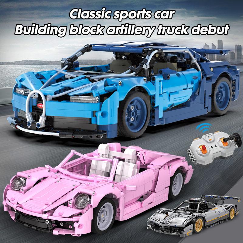 Cada C61028W/C61029W/C61030W City Technical RC Racing Car