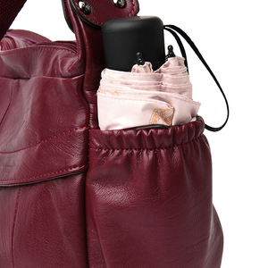 Image 5 - MOLIHUAKAI Soft Leather Women Messenger Bag Casual Womens Shoulder Crossbody bag Female Handbag Black Bolsa Feminina Girl Bags