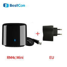 Broadlink RM4C Mini Smart Home AutomationอัจฉริยะWiFi IRรีโมทคอนโทรลสำหรับGoogle Homeทำงานร่วมกับSonoff