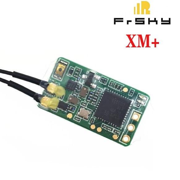 Se o estoque do pecado frsky xm + xm micro d16 sbus receptor de rango completo hasta 16ch para rc multicopte
