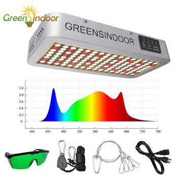 Full Spectrum Led Grow Light Indoor Grow Lights For Plants 3000W Phyto Lamp 3500K For Flowers Seed Growing Daisy Chain Fitolamp - Category 🛒 Lights & Lighting
