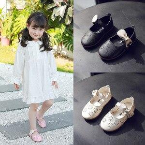 2020 nowa księżniczka modna kokardka sukienka dla małej dziewczynki buty dla dzieci kids party dzieci buty do tańca 1 2 3 4 5 6 lat