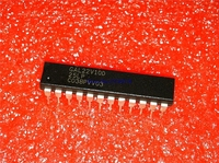 5pcs/lot GAL22V10D 15LP GAL22V10D 15LPI GAL22V10 DIP 24 In Stock|Integrated Circuits|   -