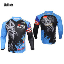 2021 ciclismo Fishing Jersey Long Sleeve Fishing Shirt Breathable Quick Dry Anti-UV Outdoor Fishing Jersey