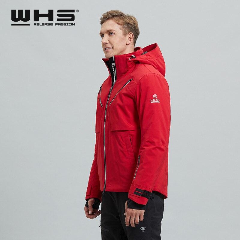 Men's Outdoor Skiing Jacket  2