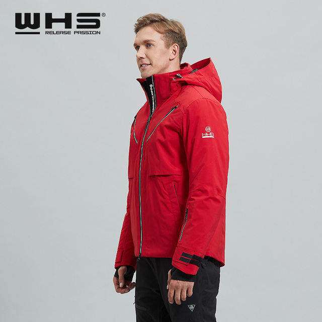 Men's Outdoor Skiing Jacket  2