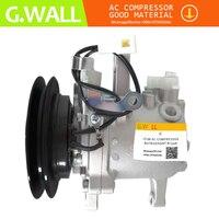 447220 6771 447220 6750 447260 5540 Auto AC Compressor SV07E For daihatsu compressor charade hijet move kubota