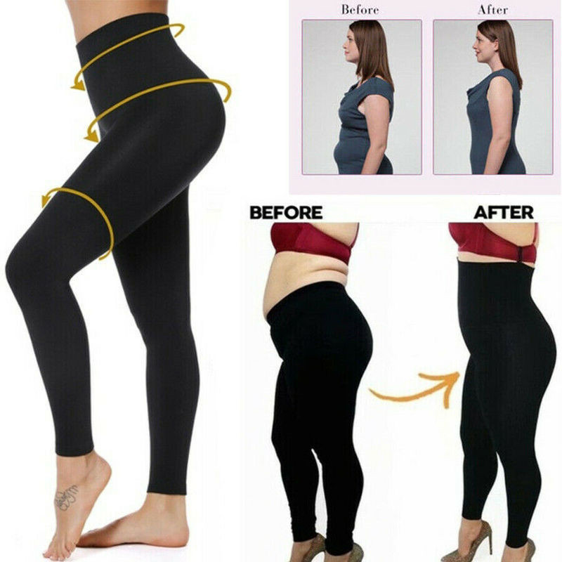 Seamless Shaping Plus Size Push Up Black Elastic Leggings Women Fitness Gym High Waist Pants Spandex Legging Female Jeggings