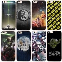 Star Wars Marvel Comics Cell Phone Cover Case For iphone8 8Plus 7 7Plus 6S 6SPlus 5S SE X Bb-8 R2D2