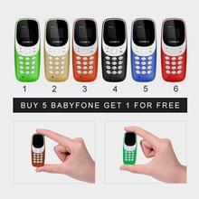 2G Zanco BabyFone World's Smallest Fone Collection 320mAh Battery Capacity Buy 5