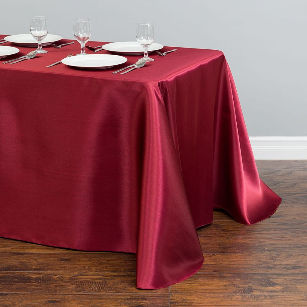 1pcs Christmas Table Cloth Stain Rectangular Table Cover Gold/White/Black Wedding Tablecloths for Home Party Decor