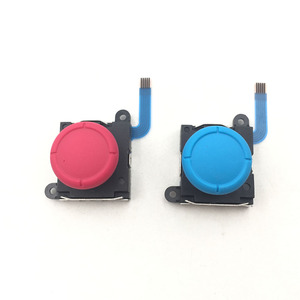 Image 4 - 닌텐도 스위치 조이 콘 & 라이트 컨트롤러에 대한 원래의 새로운 3D 아날로그 조이스틱 엄지 손가락 스틱 센서 교체