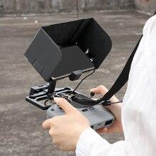 รีโมทคอนโทรลโทรศัพท์มือถือผู้ถือ Sun Hood Full สมาร์ทโฟนหน้าจอสำหรับ DJI Mavic Air 2 Mavic MINI 2 pro Spark