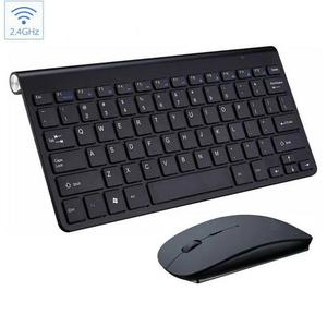 Wholesale Professional Ultra-slim 2.4G Wireless Keyboard Bluetooth Keyboard And Mouse For Apple For IPad Series IOS System