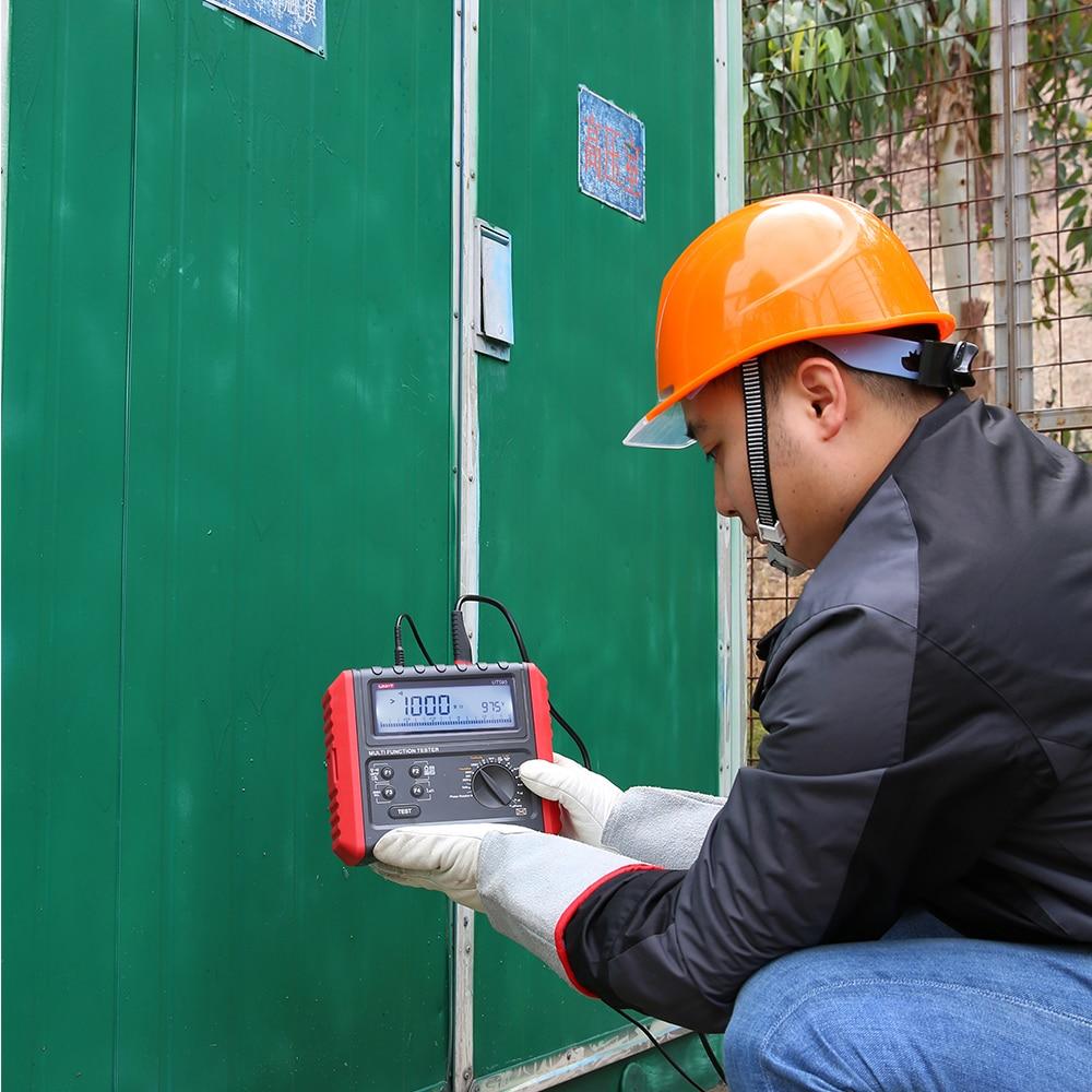 da segurança elétrica de digitas