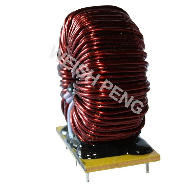 620uh30A wysoki prąd wysoki induktor mocy pierścień magnetyczny magazynowania energii dławik dławik wyjście filtr indukcyjności DC-DC LCL