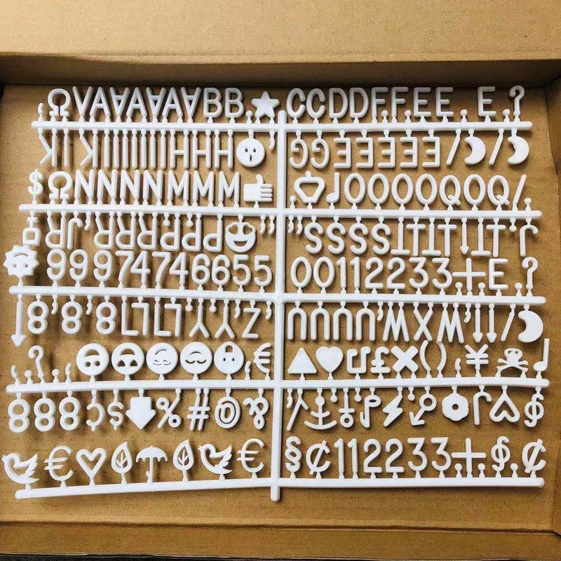 Characters For Felt Letter Board Message Board Letterboard Matching Letters Home Decoration Accessories Numbers Office Decor In Many Styles
