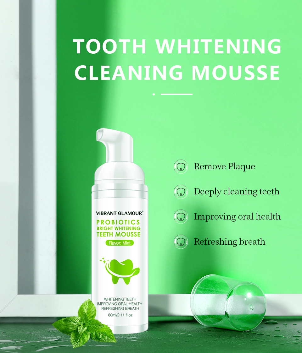 VIBRANT GLAMOUR Tooth Whitening