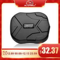 GPS Tracker coche TKSTAR TK905 5000mAh 90 días en espera 2G localizador de vehículos GPS localizador impermeable imán Monitor de voz aplicación Web gratuita