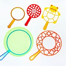 6 шт.% 2Fset Jumbo Colorful Bubble Wand Bubble Blower Toy Set For Kids Summer Outdoor Fun 7IN