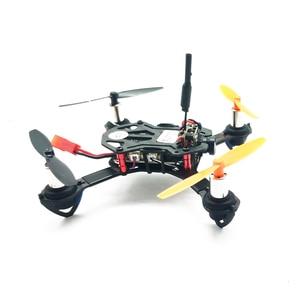 Image 4 - Radiolink F110S Micro FPV Racing Drone Quadcopter CS360 FC R6DSM dla początkujących RC szkolenie zawodowe z kamerą fpv 200mw