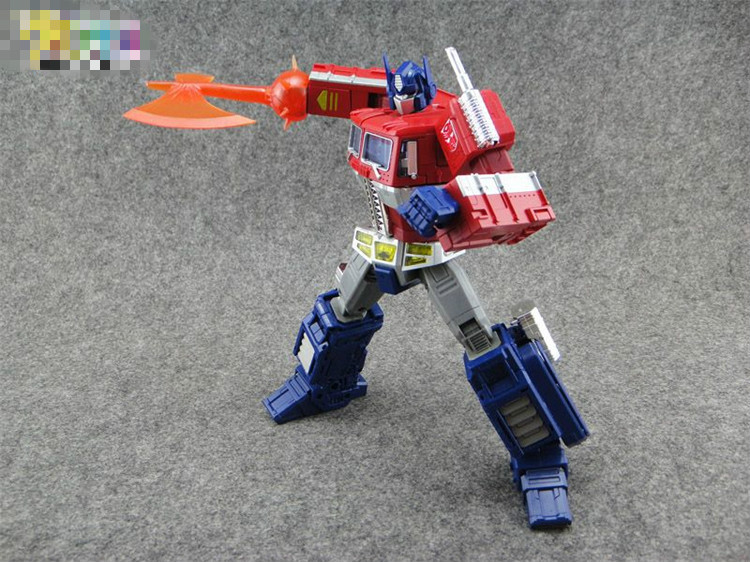 NEW Transformers Toy TAKARA Masterpiece MP-10 OPTIMUS PRIME without box