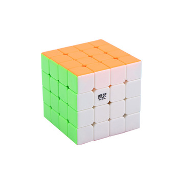 4X4X4 QiYi Magic Cube Professional Speed Puzzle Cube Educational Toys for Kids Children Xmas Gifts Cubo Magico Rubic shengshou brand 5x5x5 magic cube professional speed magic cube children educational toys magico cubo rubic cube