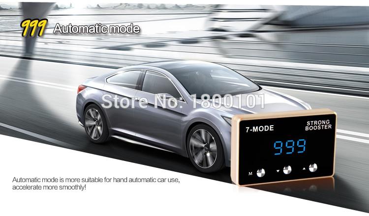 Auto Sprint Booster papučica auto dijelovi Elektronički regulator - Auto dijelovi - Foto 5