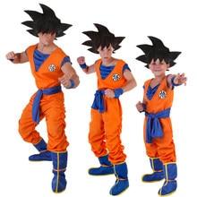 Dragão roupas terno cosplay trajes topo/calça/cinto/cauda/wrister/peruca/sapatos adulto & crianças traje de halloween