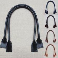 New 2pc DIY Replacement Belt for Bag Accessories Handbag Band Handle belt  Detachable PU leather Handle Lady Shoulder Bag Strap