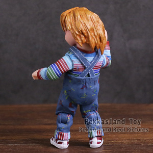 Image 4 - NECA ילד של לשחק טוב חבר ה צ אקי PVC פעולה איור אסיפה דגם צעצוע