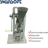 SWANSOFT TDP-0 수동 실험실 약제 정제 압박 기계