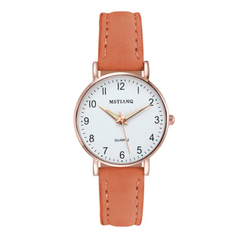 2020 NEW Watch Women Fashion Casual Leather Belt Watches Simple Ladies' Small Dial Quartz Clock Dress Wristwatches Reloj mujer - AAAD2