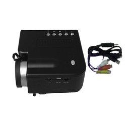 Горячая UC28B + домашний мини-проектор миниатюрный Портативный 1080P HD Проекционный мини светодиодный проектор для домашнего кинотеатра Развле...