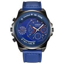Male Epidermis Bring Quartz Watch Man Motion Gift Wrist Watch Male