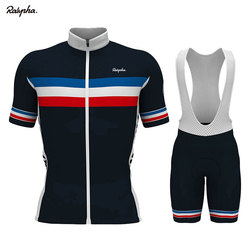 Aleing Pro Cycling Jersey Breathable Cycling Jersey Bib Short Set Ropa Ciclismo Men Summer Quick Dry Champion Clothing Triathlon