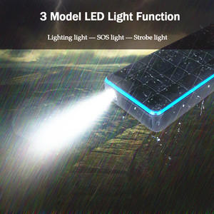 Image 3 - GKFLYกันน้ำ 28000mAhรถJUMP Starter Power Bank 12V 1000Aแบบพกพาราคาเริ่มต้นที่อุปกรณ์สำหรับเบนซิน 8.0Lดีเซล 6.0L