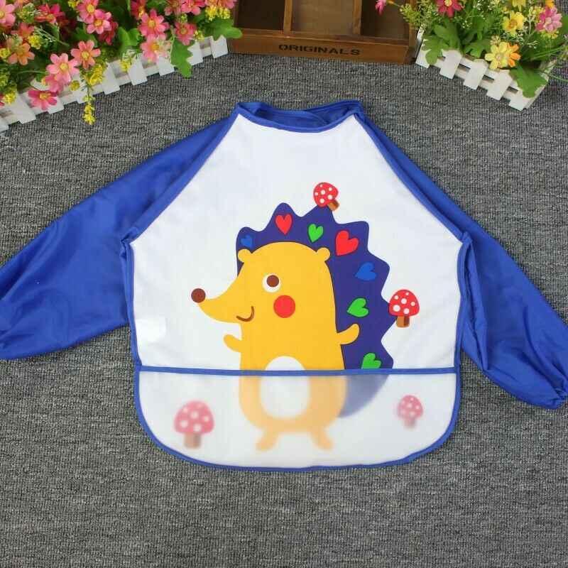 Baby Slabbetjes Leuke Cartoon Patroon Slabbetjes Pasgeboren Baby Peuter Unisex Baby Waterdichte Speeksel Handdoek Baby Burp Doeken Feeding Doek