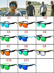 Image 2 - Viahda 2020 아주 새로운 극화 된 색안경 남자 차가운 여행 일요일 안경 상자를 가진 고품질 Eyewear Gafas