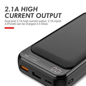 Image 4 - Jellico Power Bank 20000 Mah Usb Type C Pd Snelle Oplader Snel Opladen QC3.0 Powerbank Draagbare Externe Batterij Voor Iphone 11