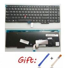 Русская клавиатура для lenovo IBM ThinkPad T550 T540 T540p L540 край E531 E540 W541 W540 W550s 0C44592 0C44913 0C44952 ру