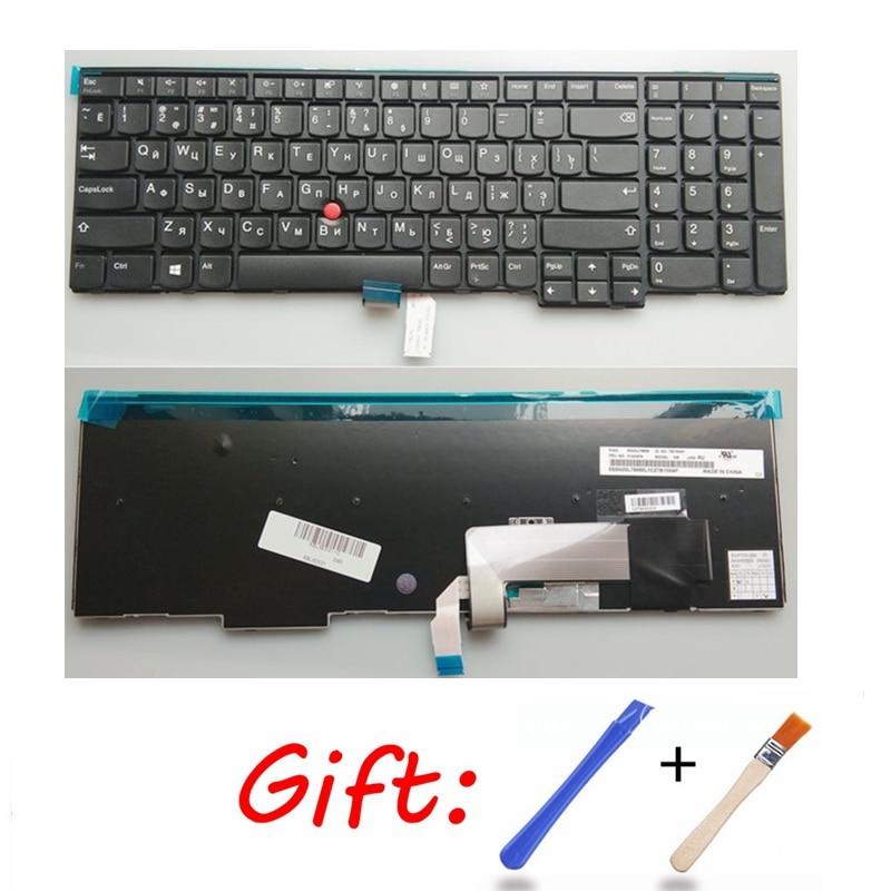 Russian Keyboard For Lenovo IBM ThinkPad T550 T540 T540p  L540 Edge E531 E540 W541 W540  W550s 0C44592 0C44913 0C44952 RU