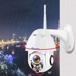 Baby Schlafen Monitore Panorama 1080P Wasserdichte Drahtlose PT 360 ° IP Kamera ONVIF H.264 Two Way Audio Speed Dome WIFI Kamera