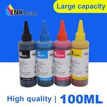 Refill-Kit Printer-Ink T18 Ink-Cartridge Epson 100ml Dye for T1281/T0731/73n/..